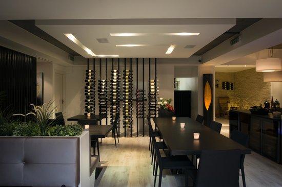 Gastronomia La Delizia: Wine Bar