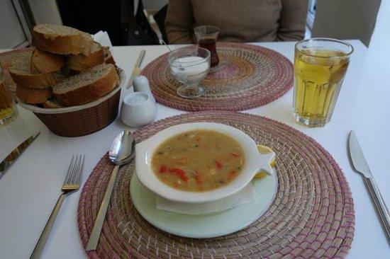 Salkim Sogut: soup