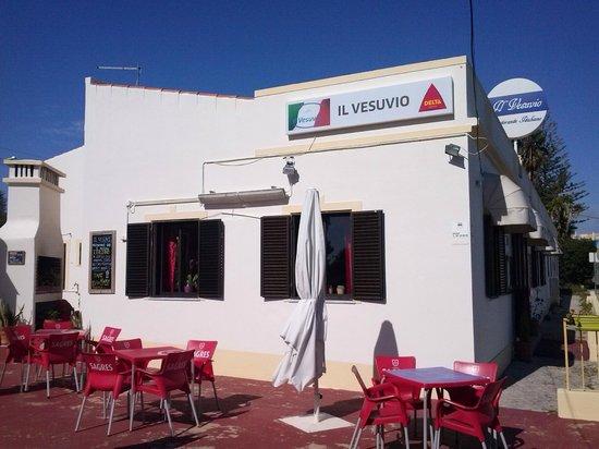 Il Vesuvio : foto cedida por la dirección del restaurante