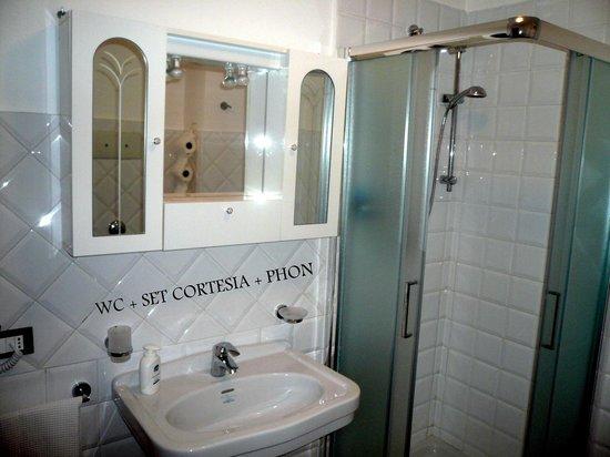Ex Locanda Termini: wc