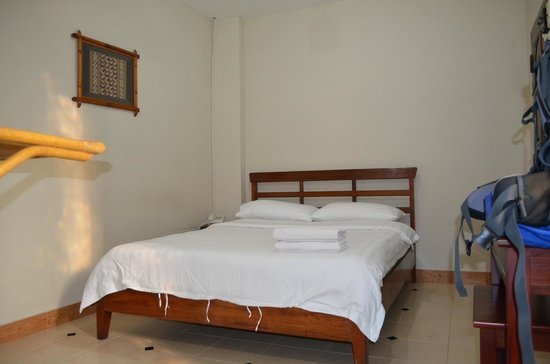 Mali Namphu Guest House: Comfy bed