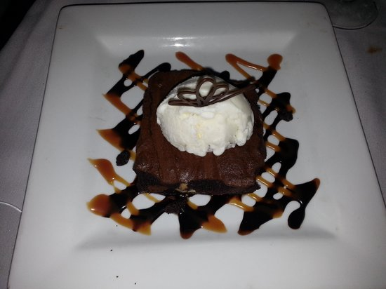 Kitchen On George: My amazingly sinful triple chocolate brownie!