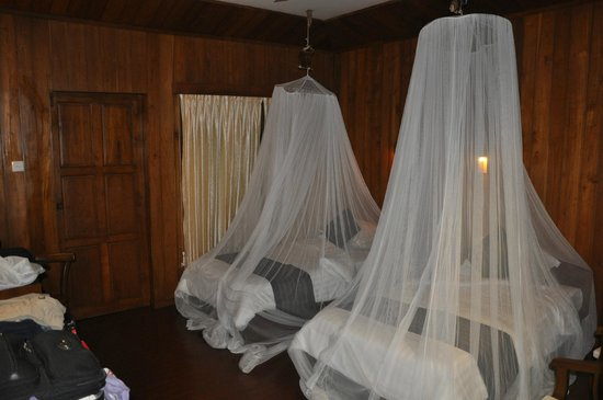 Paramount Inle Resort: our room