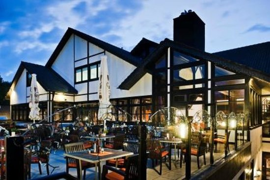 Weekend eifel review of sporthotel resort daun for Design hotel eifel euskirchen germany