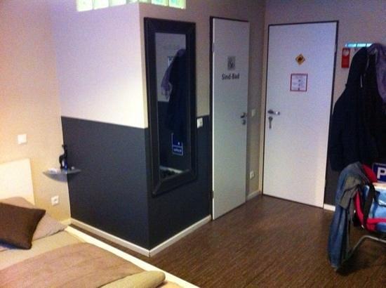 Hotel Sandmanns: camera