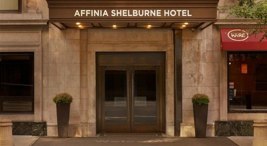 Shelburne NYC–an Affinia hotel: Hotel Exterior