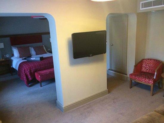 Mercure Stratford-Upon-Avon Shakespeare Hotel: Suite 112