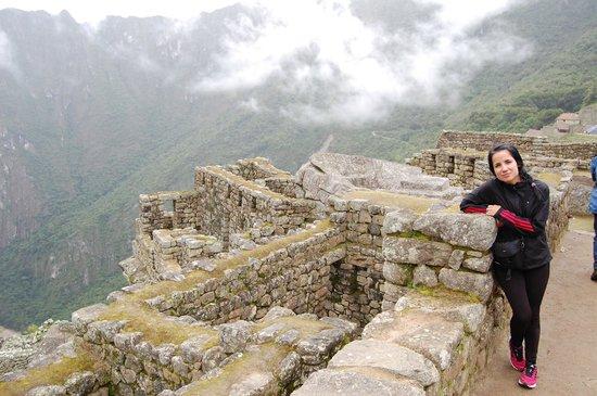 Machu Picchu Viajes Peru : Ruinas