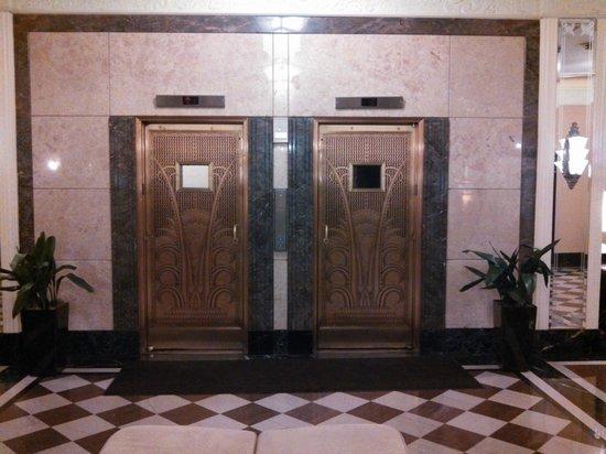 Ambassador Hotel: Famed Elevators