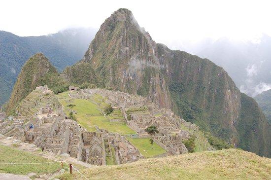 Machu Picchu Viajes Peru : Imponente paisaje...