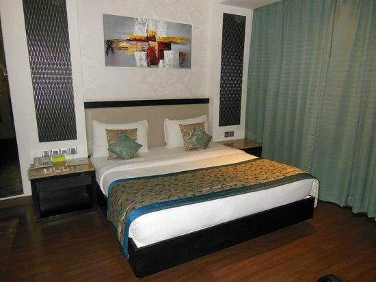 Hotel City Star: interno della stanza
