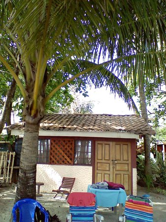 Hotel Casa Valeria Samara: bungalow