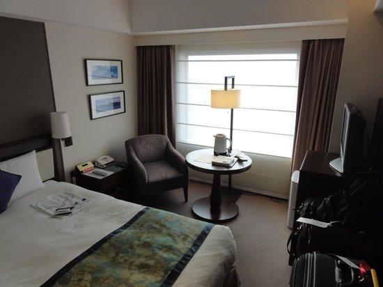 Hotel Metropolitan Tokyo Ikebukuro : quarto