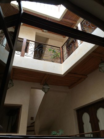 Riad Thais : Le patio