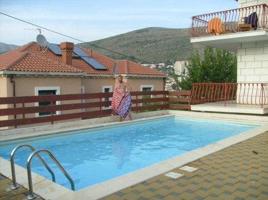 Villa Valjalo: piscina