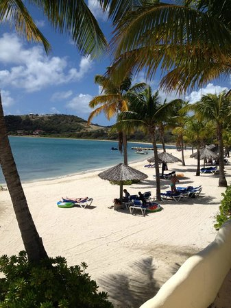 St. James's Club & Villas: Mamora Bay