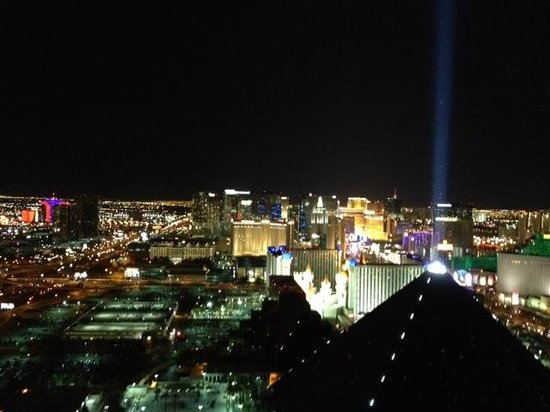 Mix - Las Vegas: The Mix view.