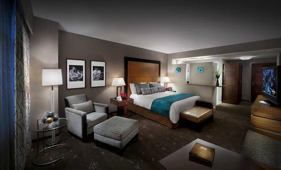 Seminole Hard Rock Hotel Hollywood: Deluxe King Room