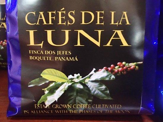 Boquete Coffee Tour : Cafes de la Luna