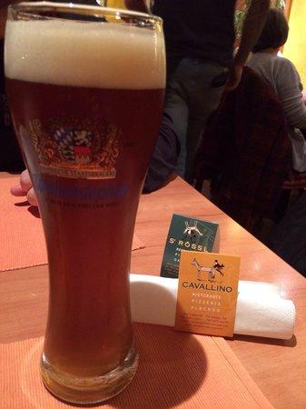's Rossl - Cavallino: Birra ottima