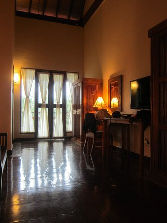 Junjungan Ubud Hotel and Spa: Big room