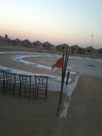 Desert National Park: Malra heritage camp sam md ali bhai 09928254863     cont for