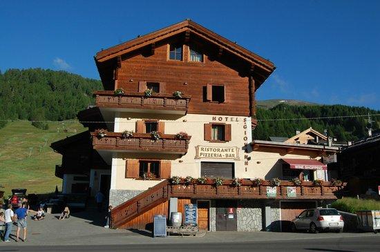 Hotel San Giovanni: Sommer