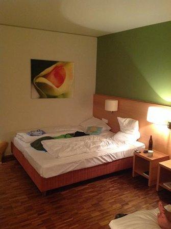 Lambrechterhof - Das Naturparkhotel: room