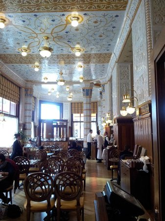 Art Deco Hotel Imperial: Restaurant