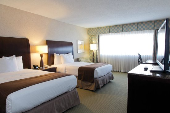 DoubleTree by Hilton Hotel St Paul Downtown: Double/Double room type