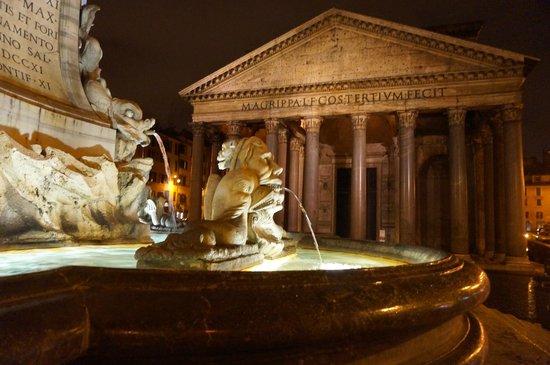 Pantheon Royal Suite: Pantheon