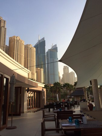 La Baie Lounge: JBR Towers