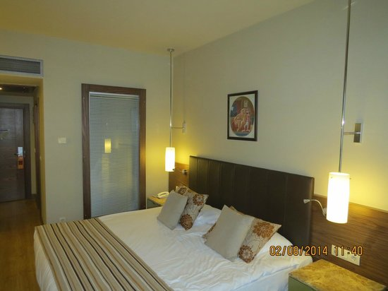 Kolin Hotel: Habitación
