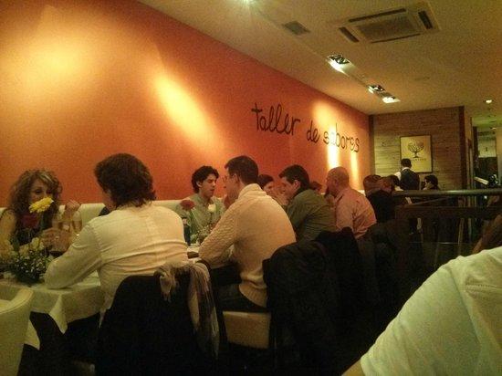 Casa 9 Restaurante : Ambiente