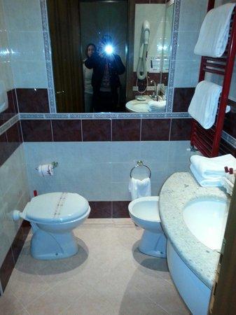Residenza Ca' San Marco: Il nostro bagnetto