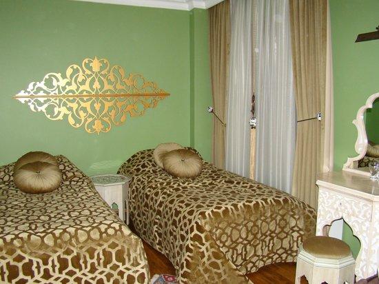 Kervan Hotel: 2х местный номер в турецком стиле