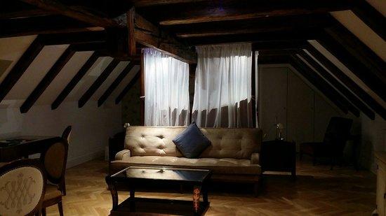 Smetana Hotel: Room 1