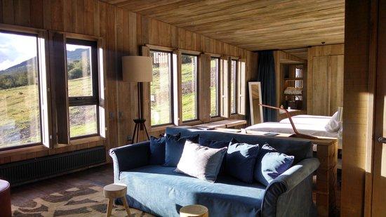 Awasi Patagonia - Relais & Chateaux: villa 11 windows