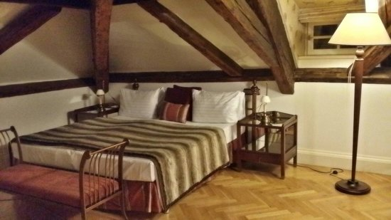 Smetana Hotel: Second room