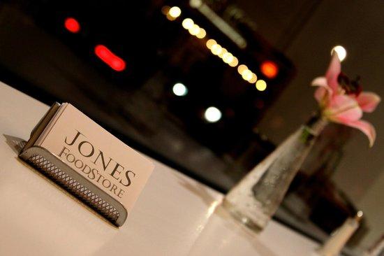 Jones Foodstore