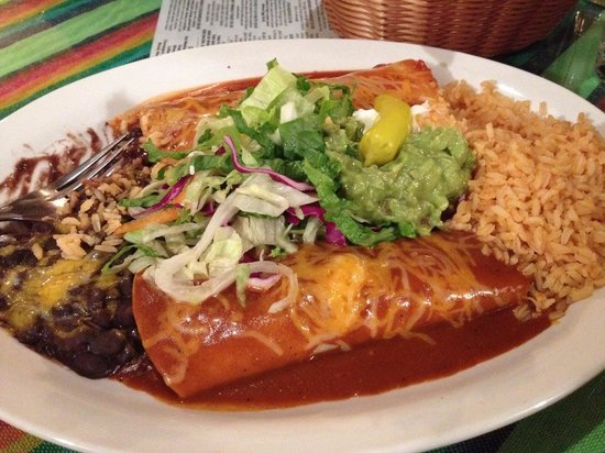Frida's Mexican Grill: Taste as good as it looks too