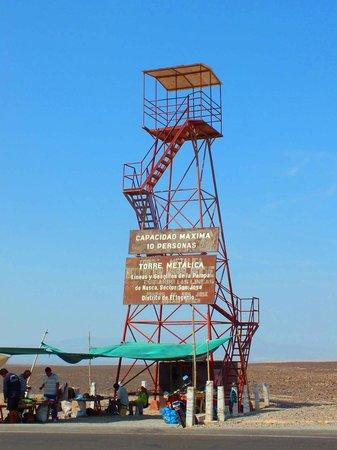Torre Mirador de Las Lines de Nasca: Tower