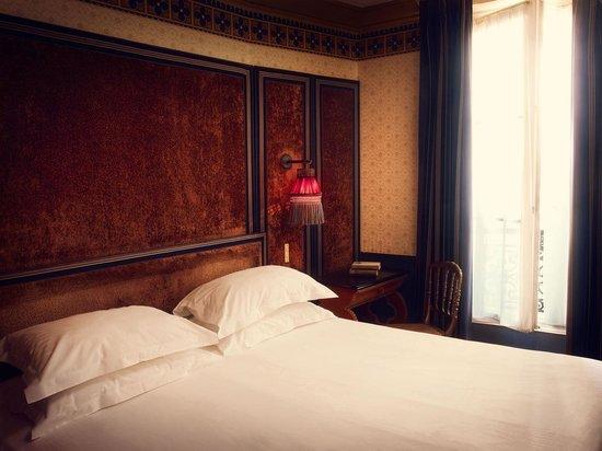 Hotel Bourg Tibourg : chambre classique