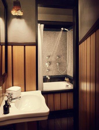 Hotel Bourg Tibourg : chambre single