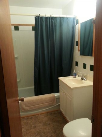 Blue Vista Resort: Bathroom in Orca suite