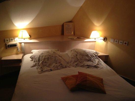 Hôtel-Restaurant du Herrenstein: Notre chambre