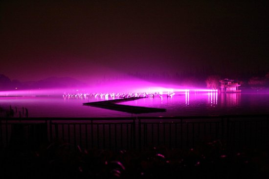 Impression Westlake: шоу на воде