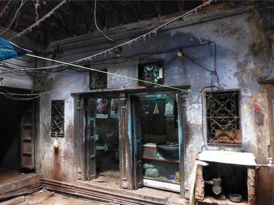 Delhi Shopping Tour : visite d'une maison d'ahbitation