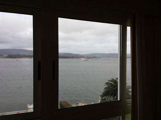 Talaso Hotel Louxo la Toja: Vistas desde la habitación