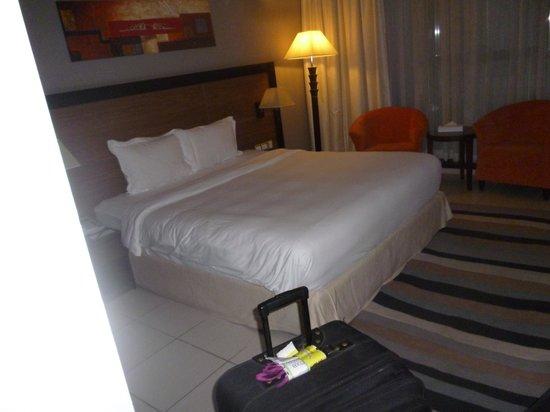 Abidos Hotel Apartment - Al Barsha : très bon séjour